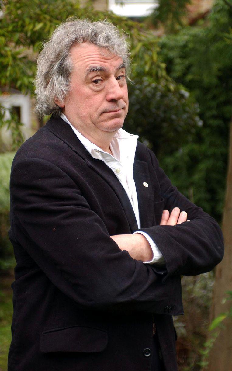 Terry Jones in 2003. Beeld Hollandse Hoogte