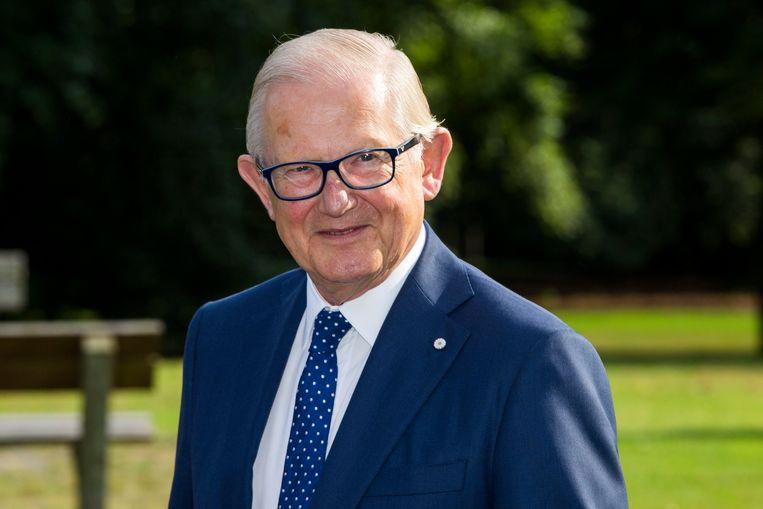 Prof. mr. Pieter van Vollenhoven Beeld ANP