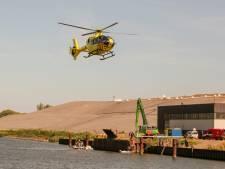Bootongeluk Dordrecht: vrouw (59) overleden, meisje (16) nog in het ziekenhuis