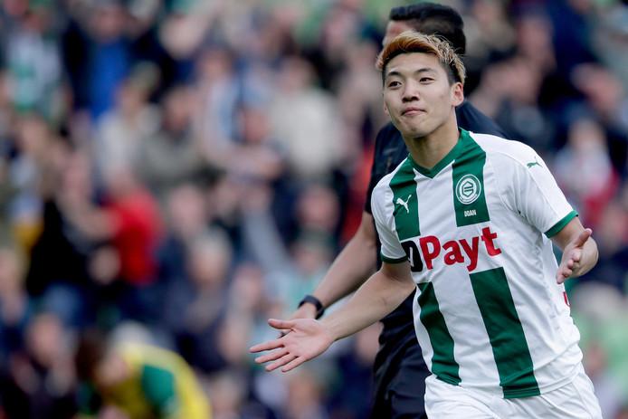 Ritsu Doan wordt begeerd door PSV, maar de club wil hem niet tegen elke prijs inlijven.