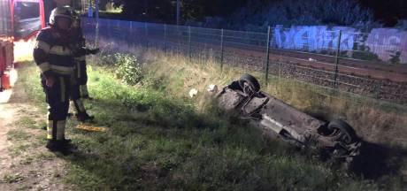 'Hevig bebloede automobilist' vlucht na ongeluk in Boxtel, politie weet hem te traceren