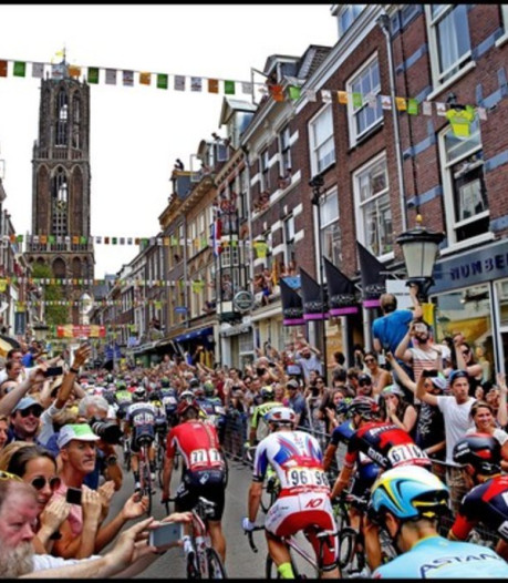 'Rotterdam de Tour? Dan Utrecht het WK wielrennen'