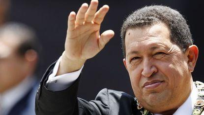 Chavez zegt bezoek aan Cuba af uit vrees voor Colombiaanse aanval
