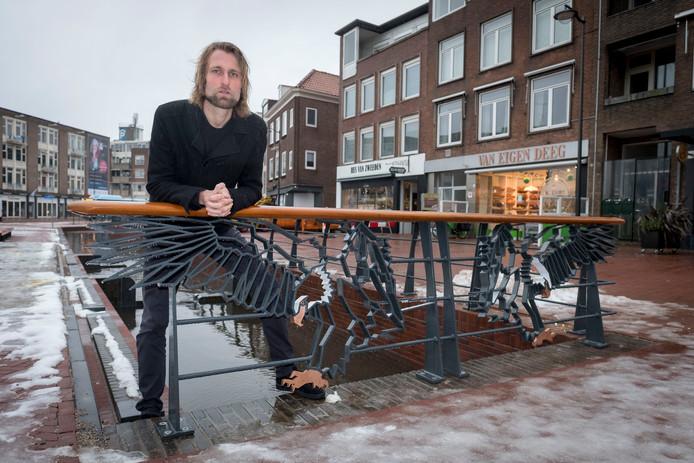 Arnhem-schrijver Remco Kock komt met nieuwe bundel