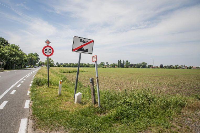 Op dit perceel aan de Baarledorpstraat komen 350 woningen.