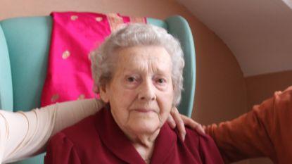 Maria 'Manseken' Van Vaerenbergh (104) overleden