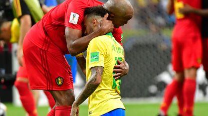 """Neymar over WK-uitschakeling door Rode Duivels: """"Ik was bijzonder triest, ik wou geen bal meer zien"""""""