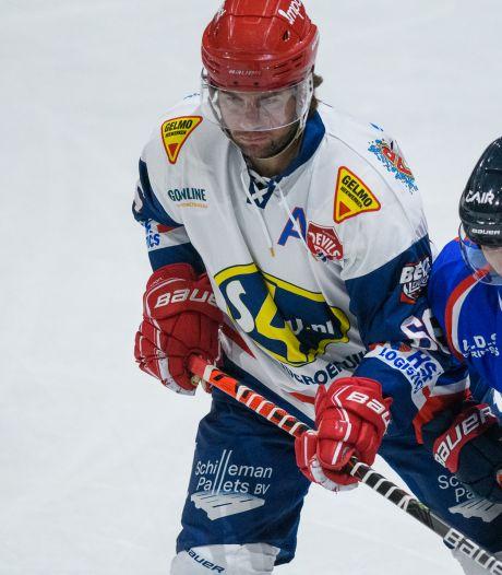De Jong en Jarabek blijven bij Nijmegen Devils, Canadees Rivait komt