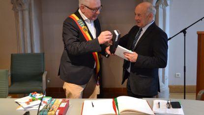 Franse delegatie uit Labastide d'Armagnac op bezoek voor start wielerseizoen