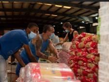 Voedselactie Virma Durinck uit Vessem geslaagd: 600 voedselpakketten voor Curaçao