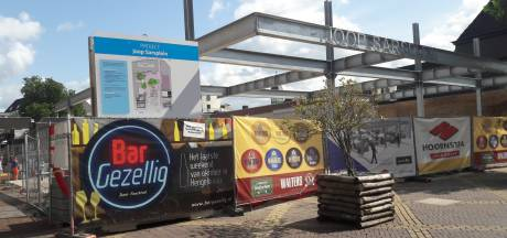 Horecaplein Doetinchem gaat pas in april 2020 open