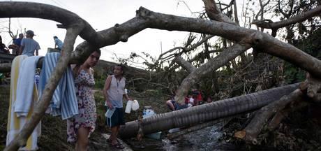 Bekritiseerde Trump erkent na vijf dagen problemen Puerto Rico
