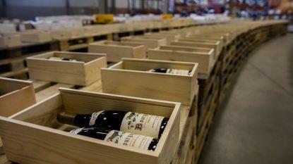 """""""Zo'n wijnkelder kom je maar één keer in je leven tegen"""": grootste wijncollectie ooit in de Benelux onder de hamer"""