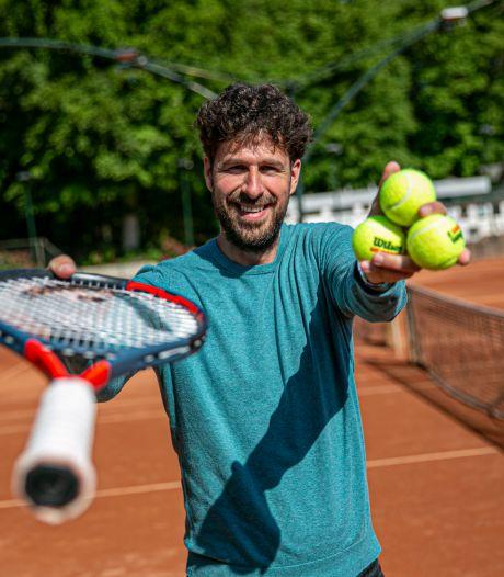 Haase mobiliseert tennistop en BN'ers voor gezonder Nederland