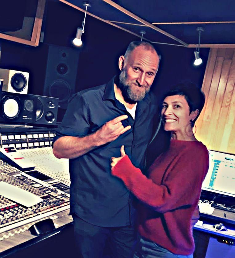 Jan Van Loovere en Eva de Roovere gaan in duet.
