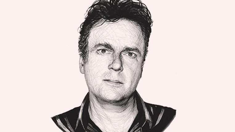 Maarten Moll. Beeld Artur Krynicki