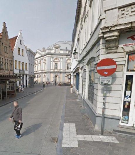 Twaalf maanden cel voor twintiger die amok maakte met Oostendenaars in Brugse uitgaansbuurt