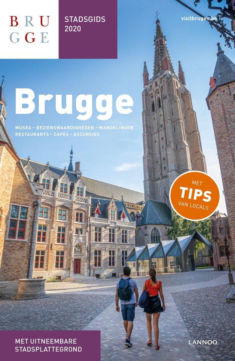 De toeristische gids over Brugge vind je in de krantenwinkels.