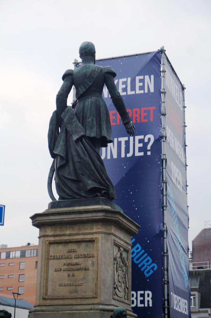 Willem II heeft het benauwd.