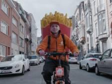 Recevez un bon de 25 euros chez McDonald's si vous repérez ce coursier dans les rues de Liège