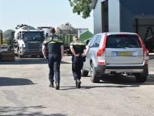Opnieuw inval in bedrijf aan Maaswaalweg in Zuilichem