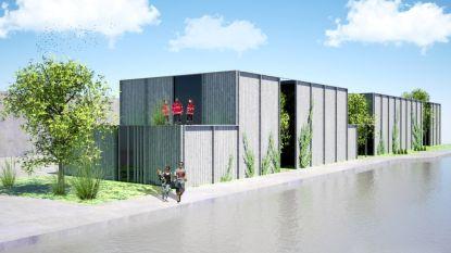 Architect voor nieuwe brandweerkazerneposten Marke en Lauwe aangesteld
