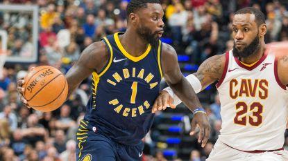 Cleveland lijdt derde opeenvolgende nederlaag, Golden State krabbelt recht