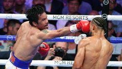 Bokslegende Manny Pacquiao (40) verovert zoveelste wereldtitel