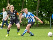 FC Eindhoven Vrouwen geraken flink op stoom, Nuenen onderuit tegen koploper