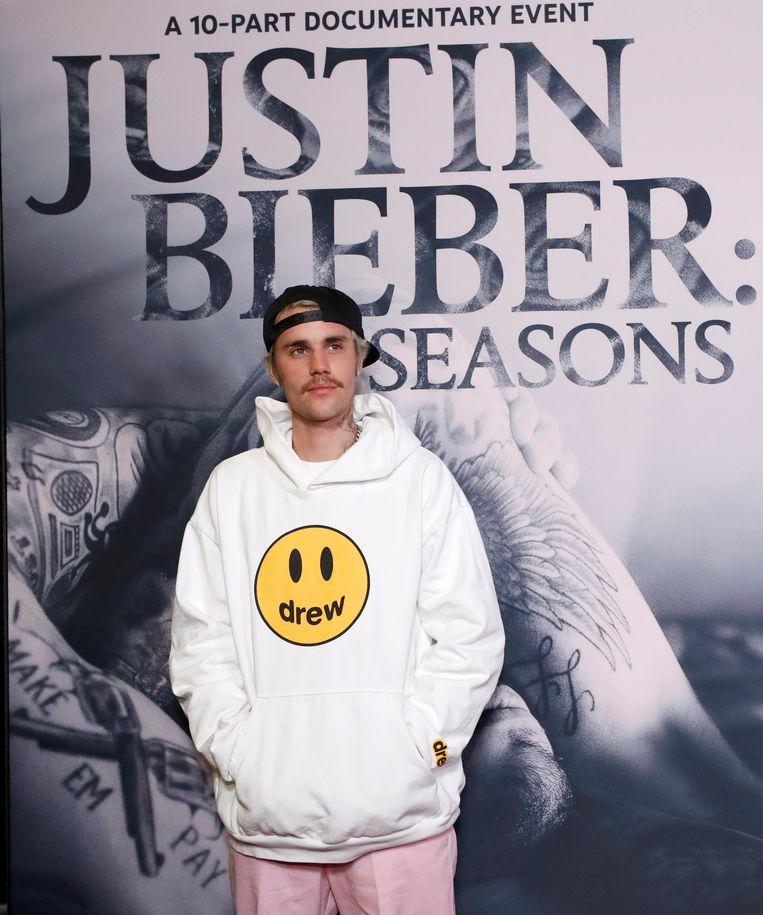 Justin Bieber bracht zijn documentaire maandag uit na de première in Los Angeles.