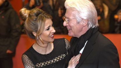 """Richard Gere (68) trouwt met 35-jarige vriendin: """"Gelukkigste man in het universum"""""""