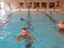 Een eigen zwembaan in Groesbeek, een brede baan in Malden: zwembaden openen weer