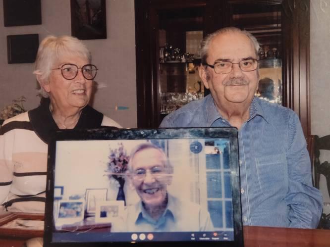"""José (81) en Nelly (84) zien na 76 jaar soldaat terug die in WO II bij hen verbleef: """"Hij nam me mee naar de speelgoedwinkel en kocht een jeep voor me"""""""