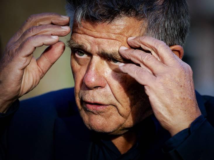Volgens Emile Ratelband is het grootste slachtoffer van toenemend antisemitisme Emile Ratelband zelf