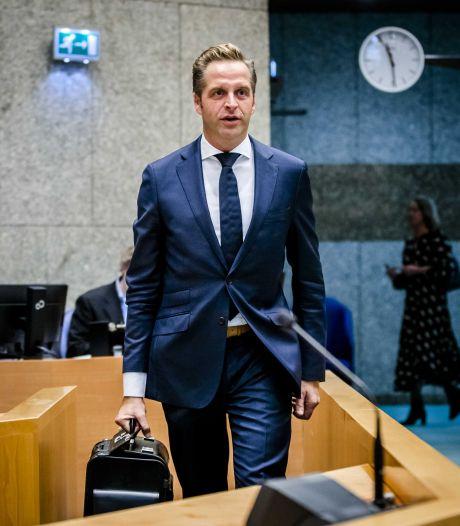 Problemen met sneller testen zorg en onderwijs: Hugo de Jonge praat met GGD