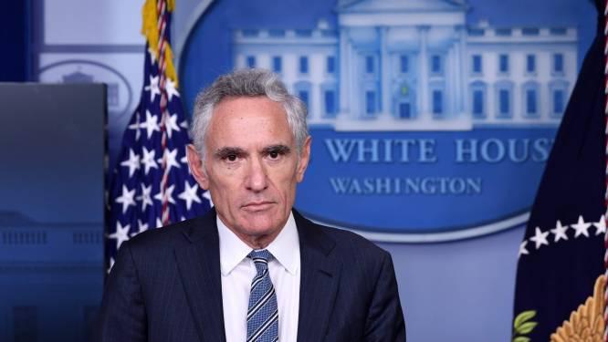 Omstreden corona-adviseur Witte Huis neemt ontslag