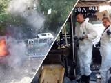 Bomaanslag, drones, explosies: spectaculaire oefening voor bomexperts