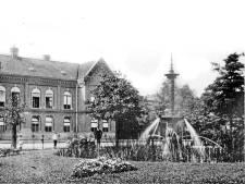 De mooiste fontein van Dordrecht verhuisde van hot naar her