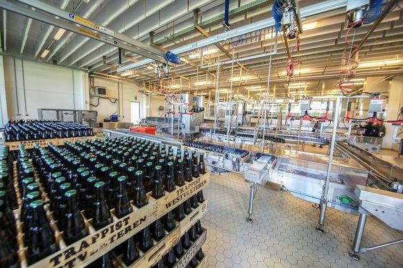 De interesse in het bier van de Sint-Sixtusabdij is groot.