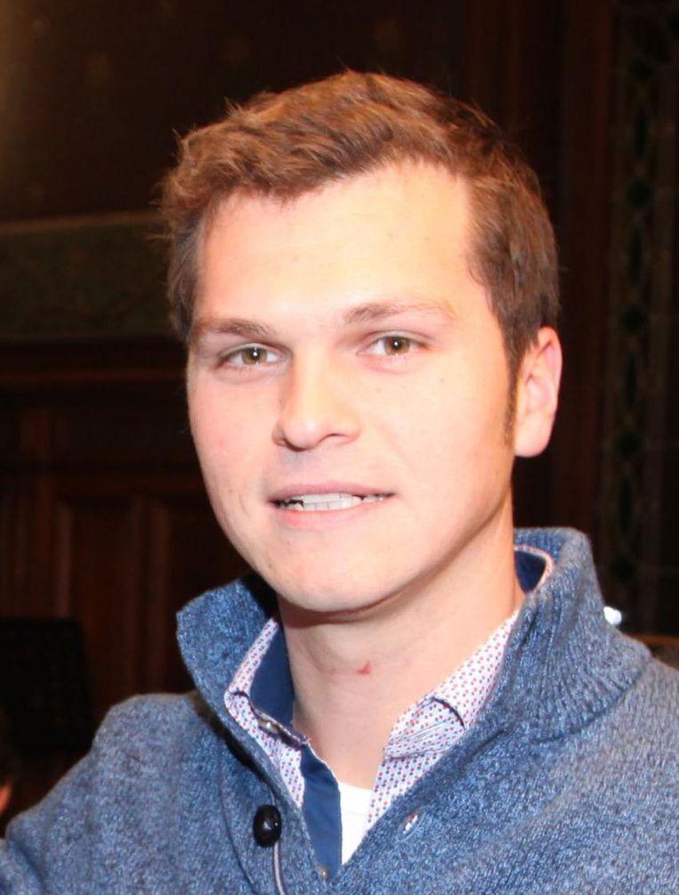 Kevin Defieuw, schepen in Wevelgem, is tweede opvolger voor de Kamerlijst.