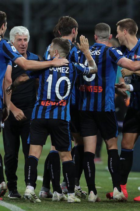 Atalanta 'coronakampioen' in de Champions League, waarom niet?