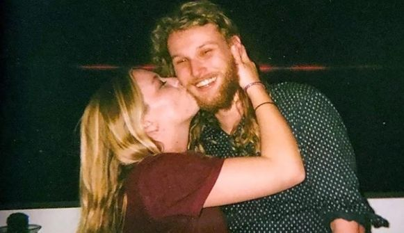 Chynna Deese en Lucas Fowler.