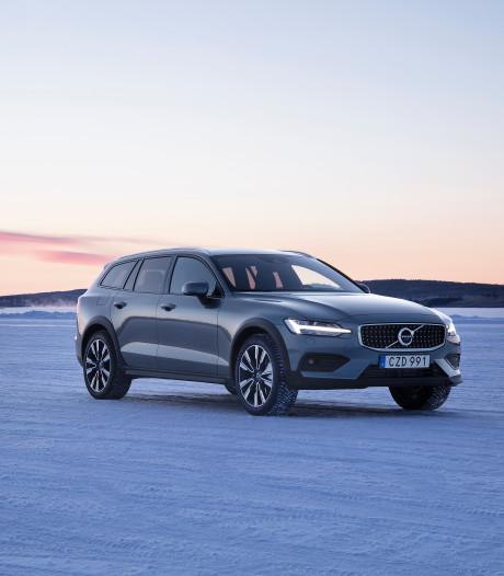Volvo V60 Cross Country: gemaakt voor het avontuur