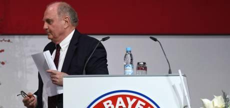 Hoeness stopt als voorzitter bij Bayern München