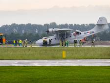 Radioverkeer Lelystad Airport: Riskante landing op neus enige mogelijkheid