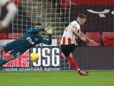 Sheffield United weet eindelijk weer hoe het voelt om te winnen