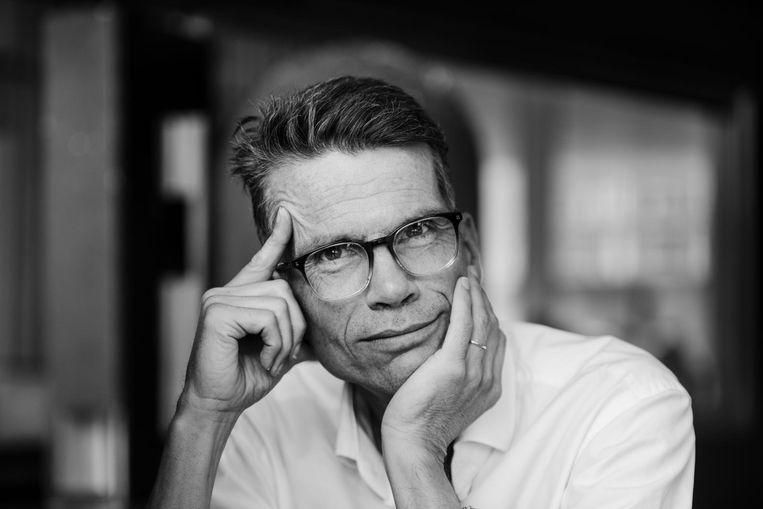 Hans Nijenhuis Beeld Frank Ruiter