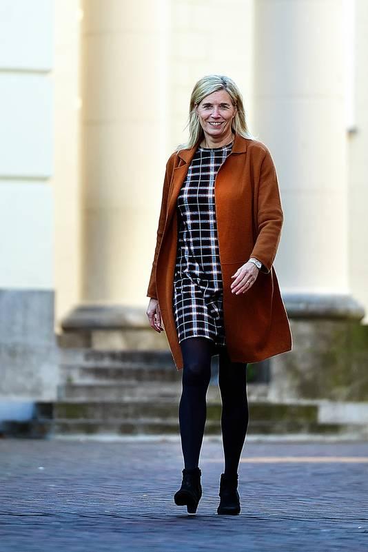 Sandra Versteegen, directeur van Citymarketing Roosendaal.