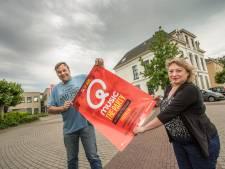 Dorpsfeest Warnsveld groeit letterlijk uit de tent, meer dan 16.000 euro aan Hollandse artiesten
