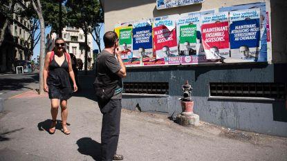 Voorlopig lage opkomst lokale verkiezingen in Frankrijk